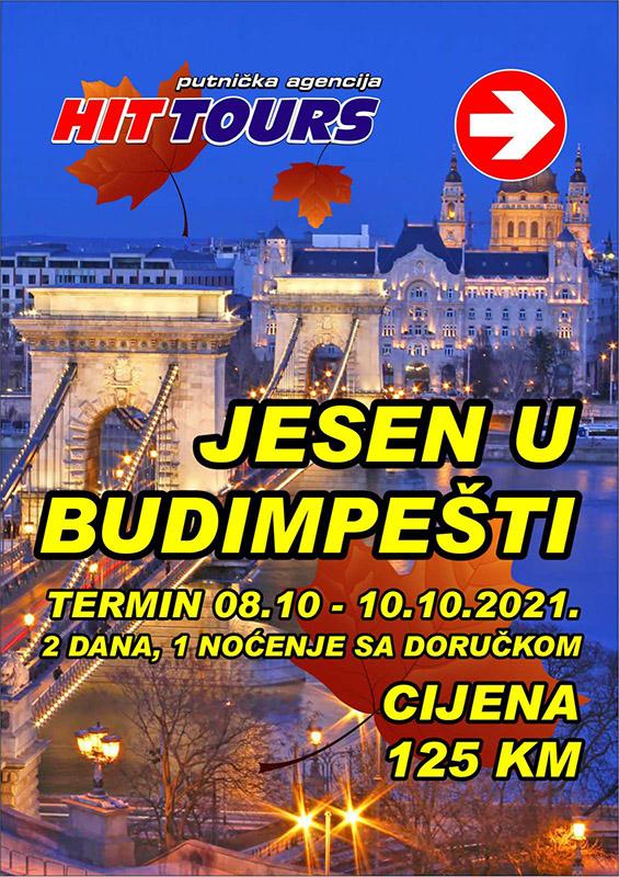 Budimpešta - HIT Ponuda